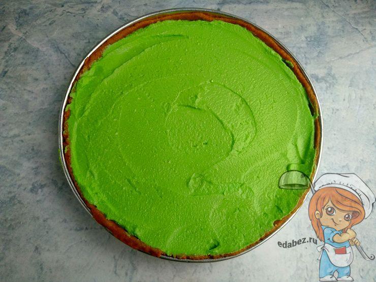 Запекаем торт