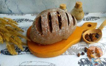 Березовый хлеб с чагой