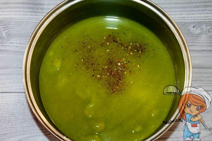 Приправляем суп