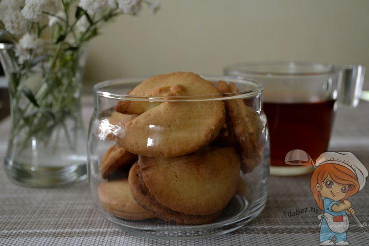 Домашнее печенье с предсказаниями