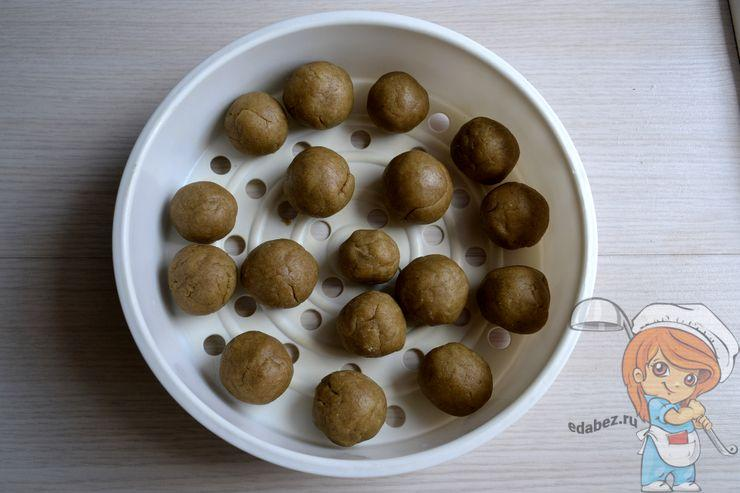 Катаем шарики