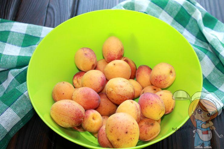 Моем и сушим плоды