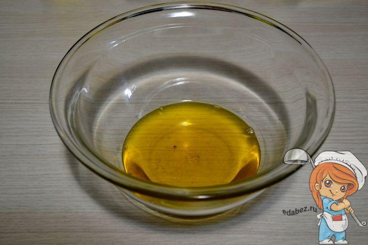 Растапливаем масло