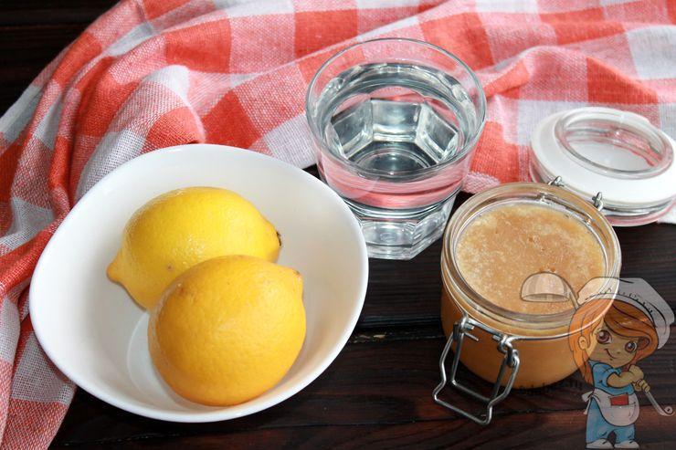 Ингредиенты для рецепта для иммунитета
