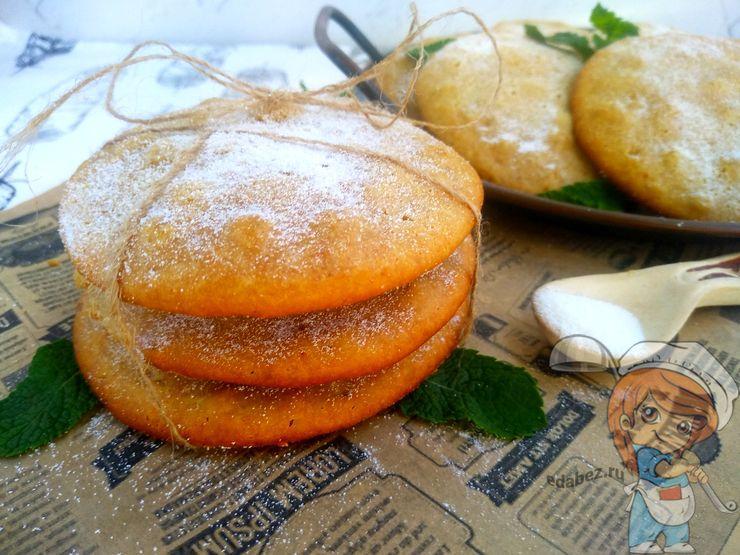Печенье из миндальной муки - рецепт с фото