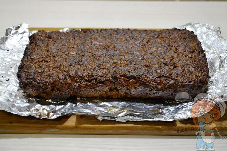 Мультизлаковый пп хлеб в духовке