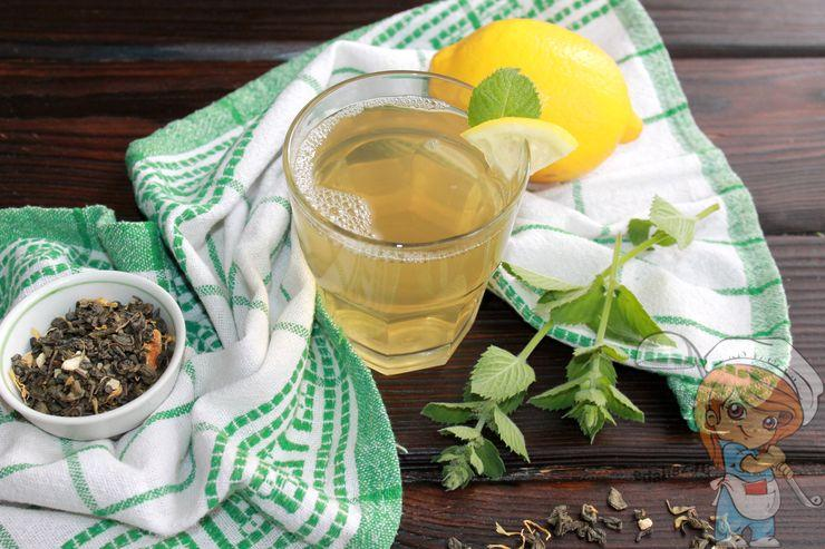 Мята для похудения - рецепт с фото