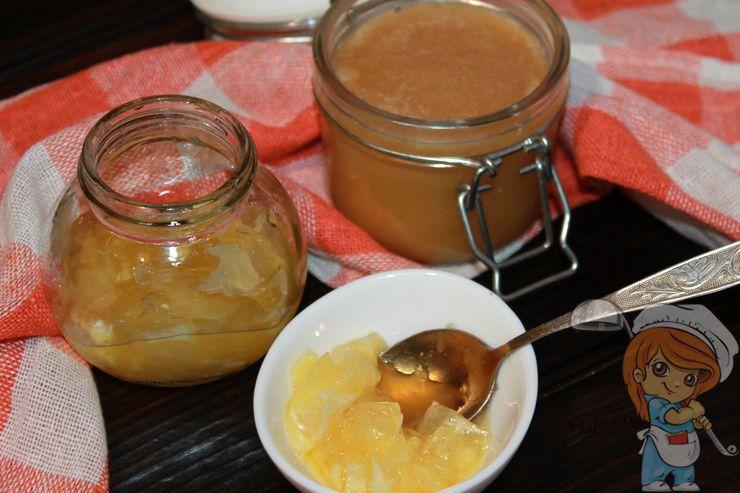 Лимон и мед для иммунитета - рецепт с фото