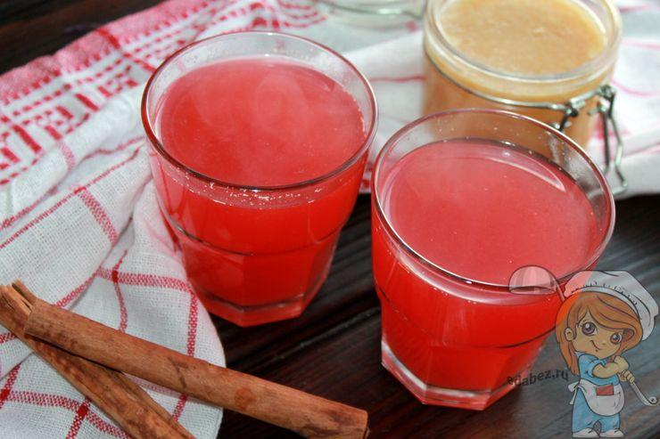 Как приготовить напиток для иммунитета