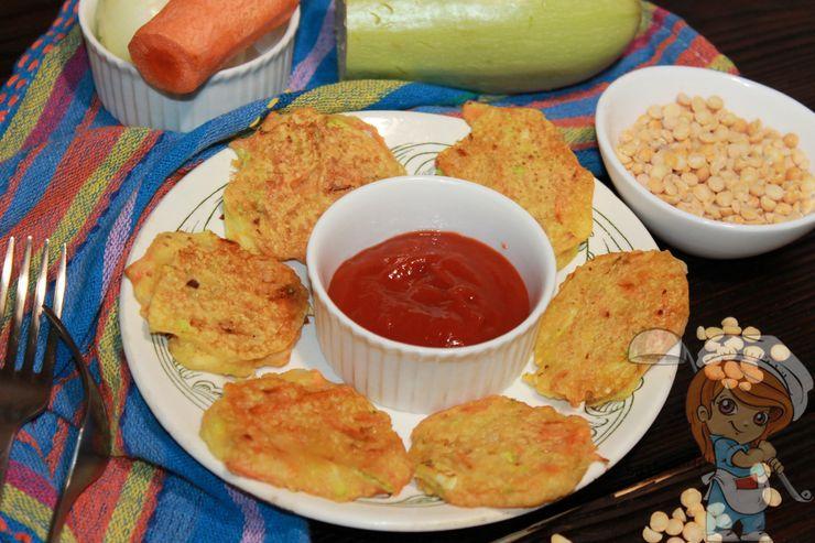 Индийские пакоры - рецепт блюда