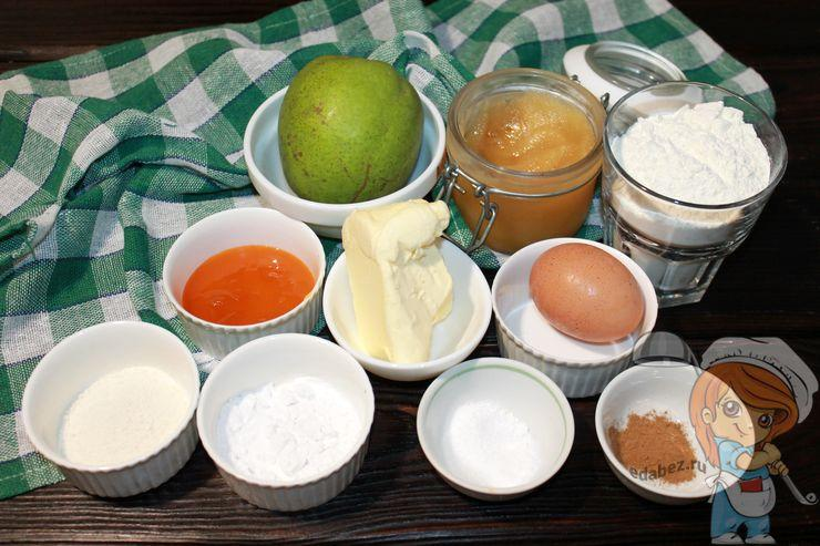 Ингредиенты для пирога