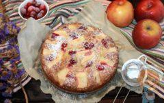 Бретонский пирог - рецепт с фото