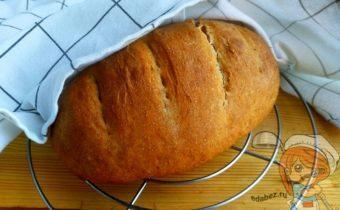 Домашний хлеб на хмелю