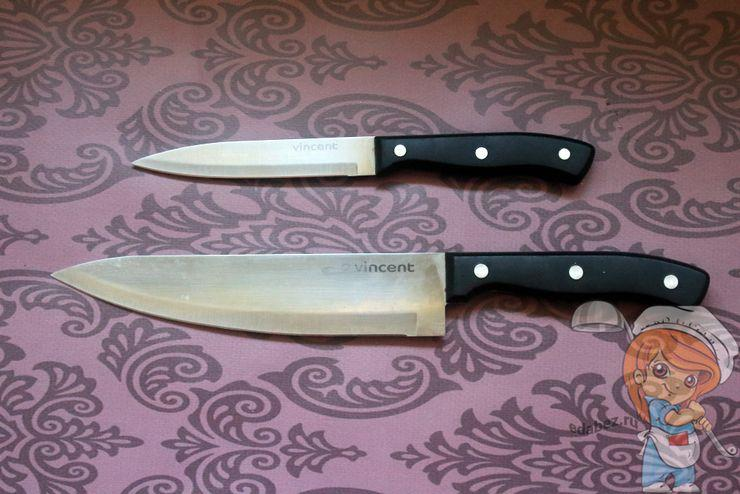 Как заточить ножи