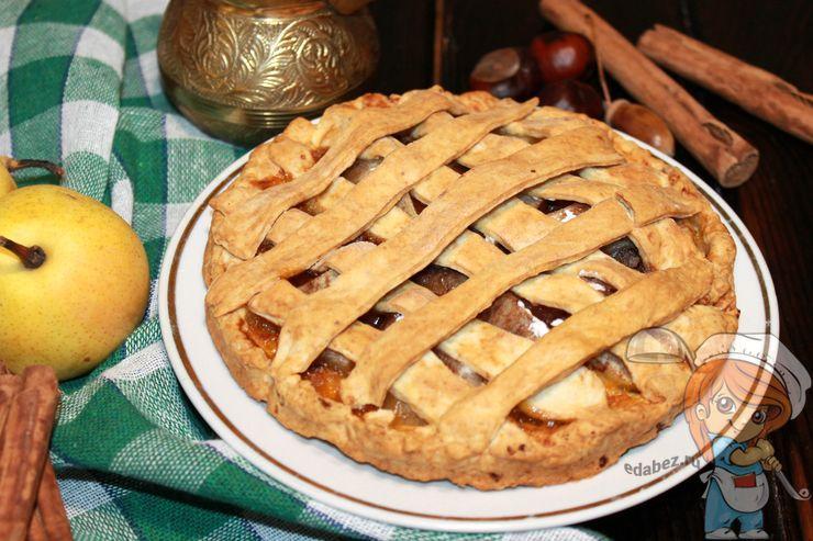 Кростата - простой и вкусный пирог
