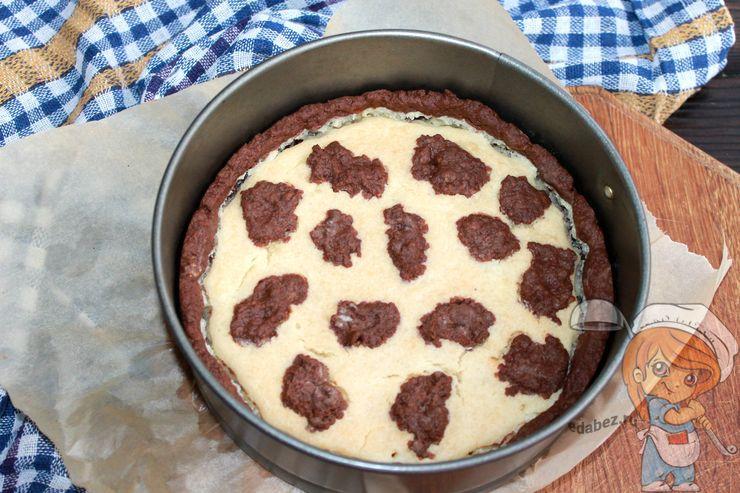 Остужаем пирог