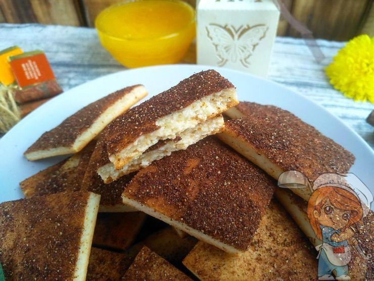 Печенье земелах - рецепт с фото пошагово