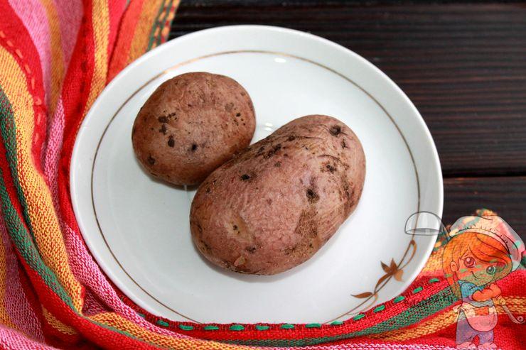 Охлаждаем картофель
