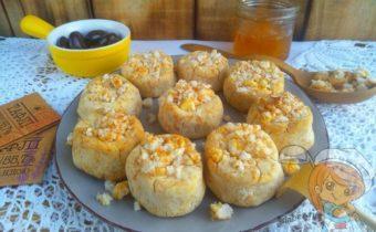 Печенье из рисовой муки для детей