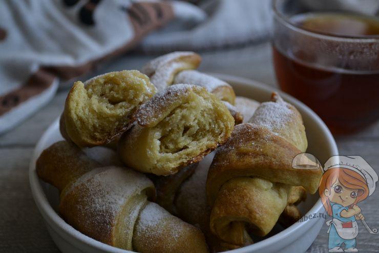 Печенье на рассоле от огурцов - пошаговый рецепт