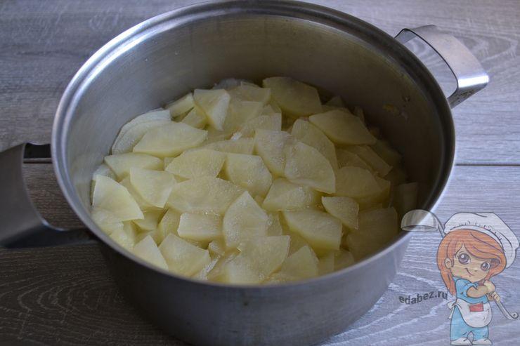 Варим яблоки