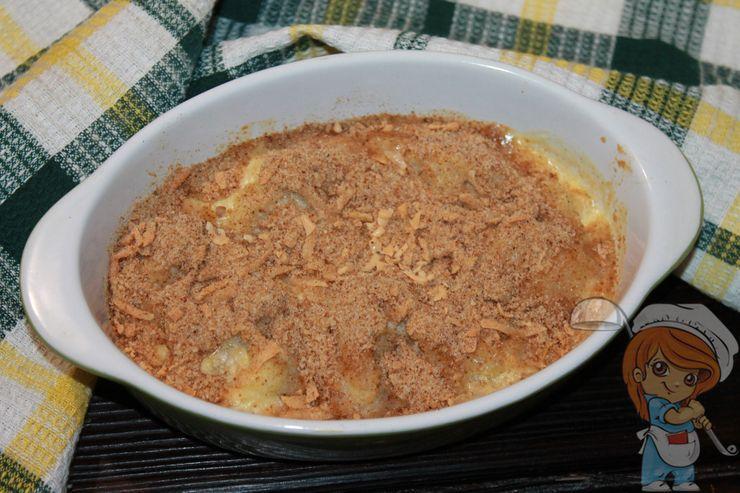 Гратен из цветной капусты - рецепт в духовке