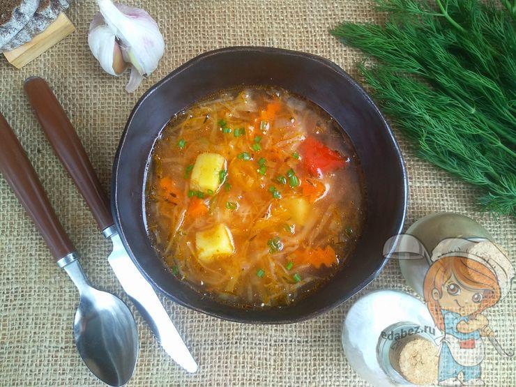 Как приготовить щи из свежей капусты - рецепт с фото