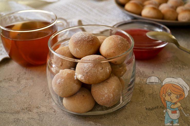 Постное печенье из 5 ингредиентов