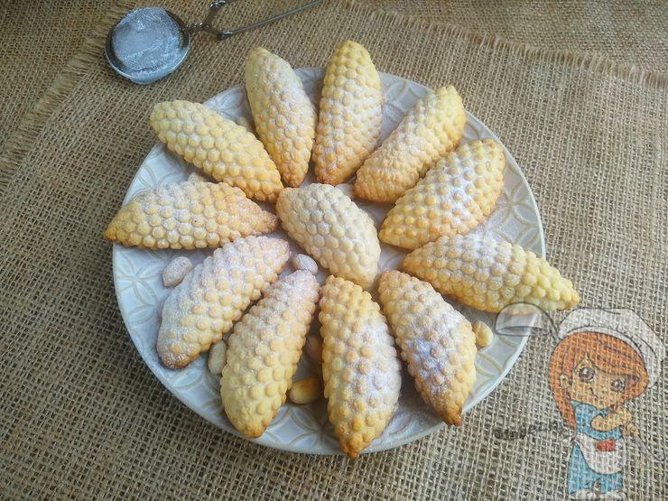 Остужаем печенье