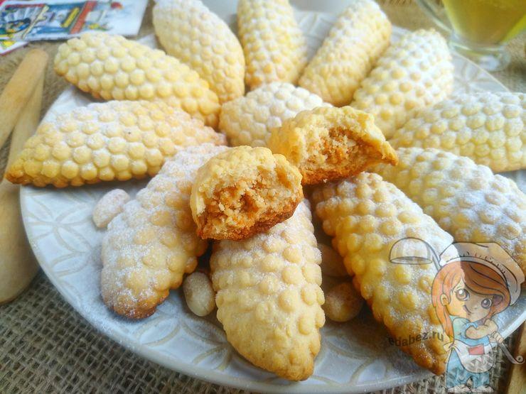 Арахисовое печенье - рецепт с фото