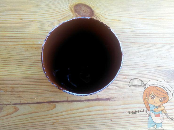 Топленный шоколад по стаканчику