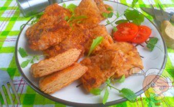 Соевые отбивные - пошаговый рецепт, как приготовить вкусно