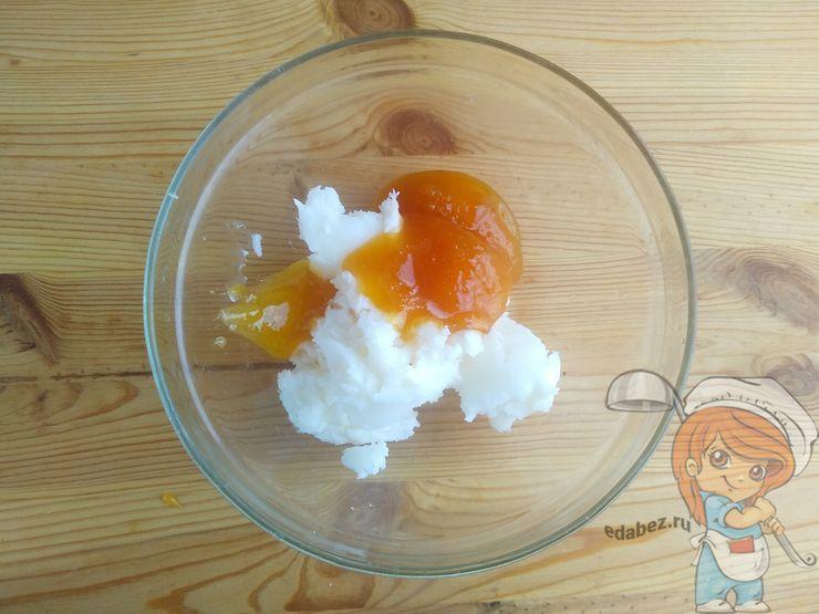 Кокосовое масло, ваниль и мёд