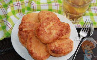 Сырники с тыквой и творогом. Рецепт на сковороде