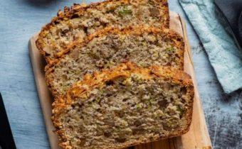 Хлеб из кабачков