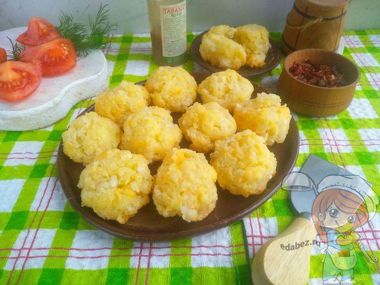 Сырный хлеб по-бразильски