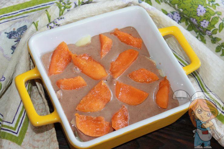 Кусочки абрикосов