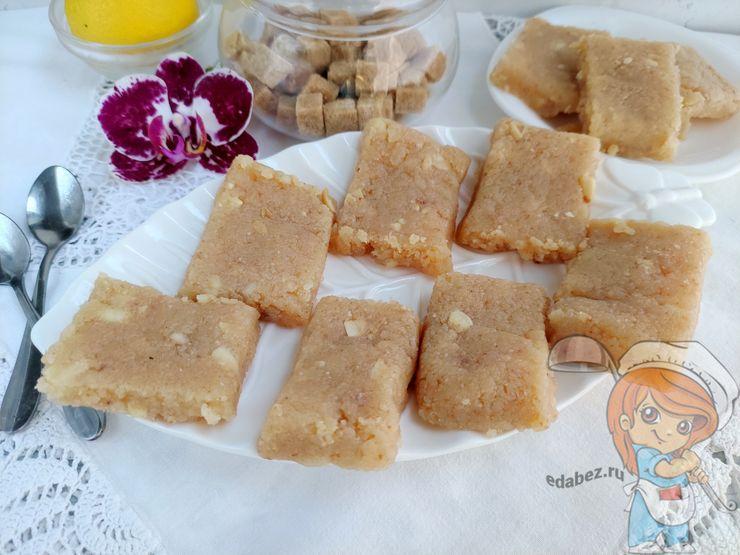 Жареный творог на сковороде - оригинальный рецепт