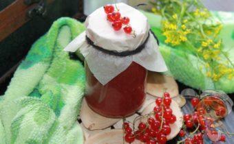 Соус из красной смородины на зиму