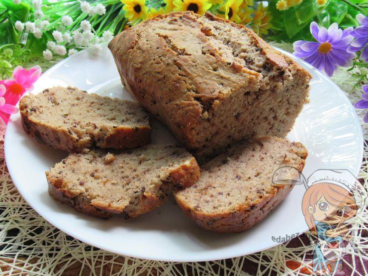Творожный кекс в духовке - рецепт с фото
