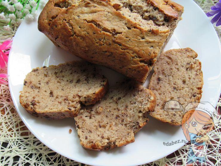 Творожный кекс - простой рецепт