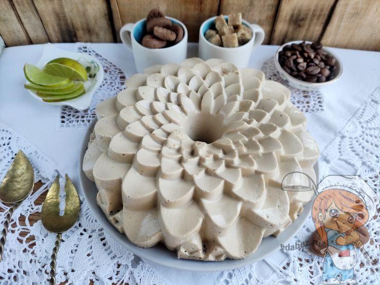 Торт капучино - рецепт с фото