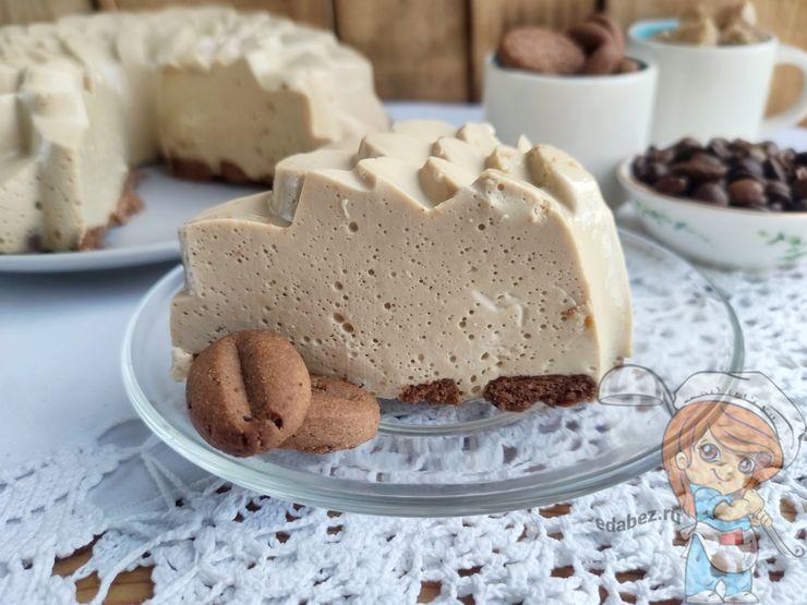 Рецепт торта капучино в домашних условиях