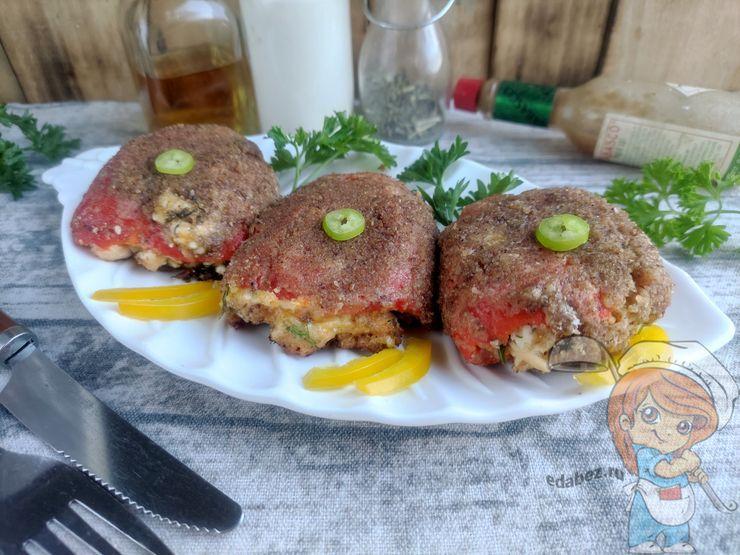 Чушка бюрек - рецепт болгарского блюда