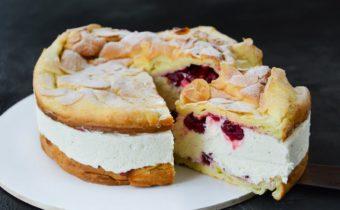 Польский торт Карпатка